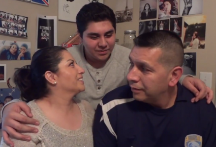 parents from mexico